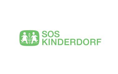 Logo vom SOS Kinderdorf