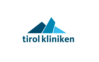 Logo der tirol kliniken