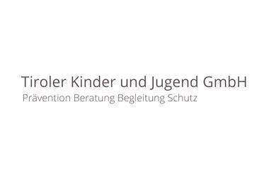 Logo der Tiroler Kinder und Jugend GmbH