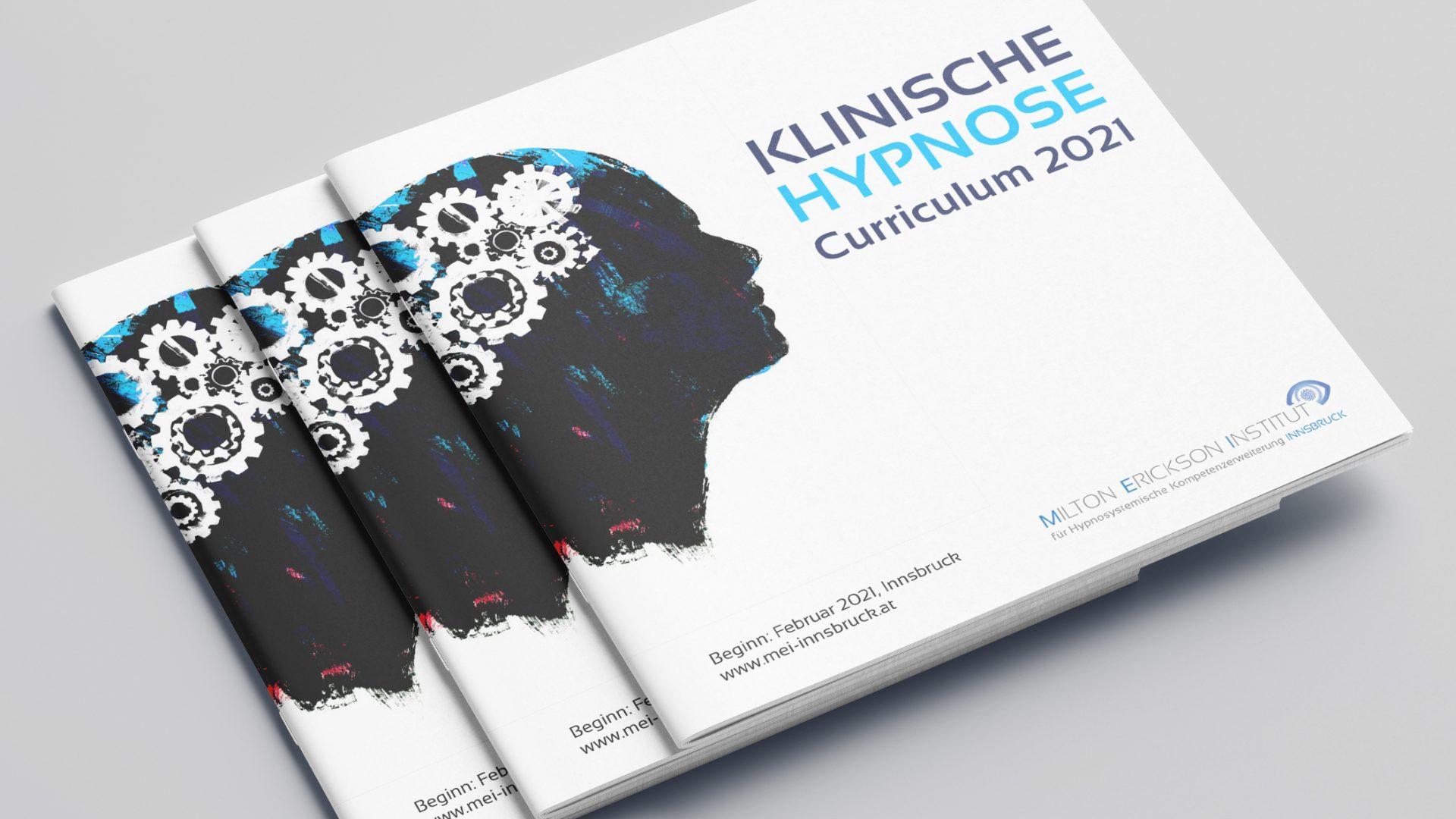 Startseite Curriculum Klinische Hypnose –Milton Erickson Institut Folder